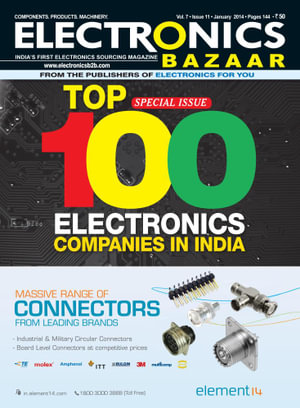 Electronics Bazaar, January 2014 -  EFY Enterprises Pvt Ltd