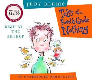 Tales of a Fourth Grade Nothing : Fudge Books - Judy Blume
