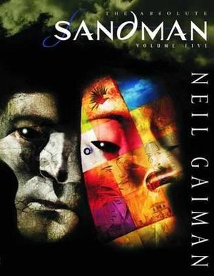 Absolute Sandman Volume Five - Neil Gaiman