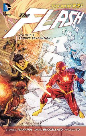 The Flash Volume 2 :Rogue's Revolution  : The New 52! - Brian Buccellato