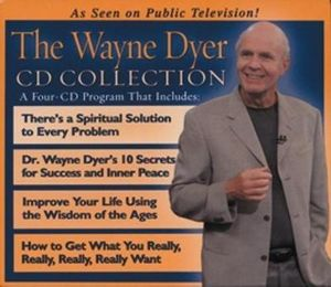 The Wayne Dyer Audio Collection - Dr. Wayne W. Dyer