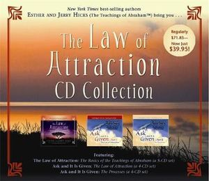 The Law of Attraction CD Collection - Esther Hicks