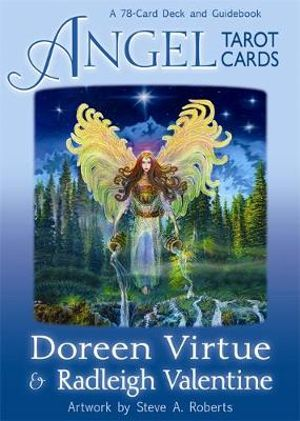 Angel Tarot Cards : A 78-Card Deck and Guidebook - Doreen Virtue