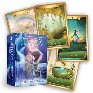Energy Oracle Cards : A 53-Card Deck and Guidebook - Sandra Taylor