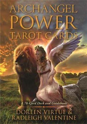 Archangel Power Tarot Cards : A 78-Card Deck and Guidebook - Doreen Virtue