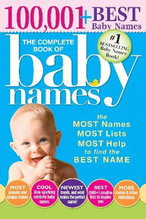 Complete Book of Baby Names - Lesley Bolton
