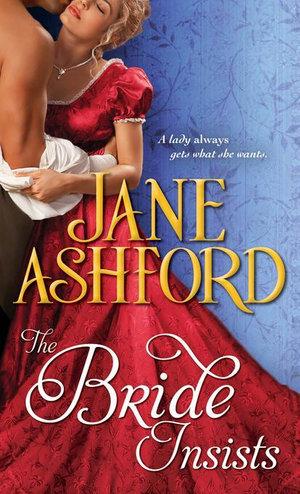 The Bride Insists - Jane Ashford