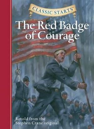 a review of the book the red badge of courage by stephen crane The red badge of courage, written in 1895 by stephen crane (1871-1900), is considered by many literary critics to be one of the greatest of all american novels this is a book about the civil war, and one union soldier's struggle with his inner demons as he prepares for, and fights his first battle.