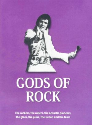 Gods of Rock : The Rockers, the Rollers, the Acoustic Pioneers, the Glam, the Punk, the Sweat and the Tears - Rob Fitzpatrick