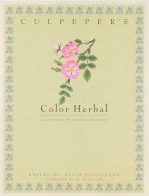 Color Herbal : Culpeper's - Nicholas Culpeper