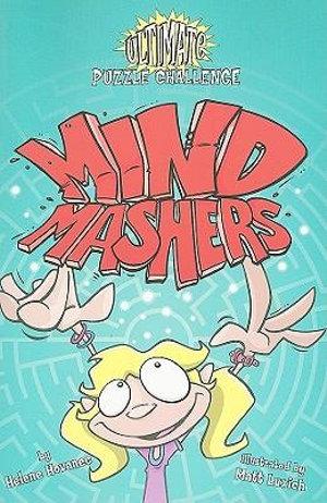 Ultimate Puzzle Challenge: Mind Mashers - Helene Hovanec