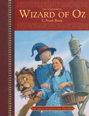 online reading wizard of oz