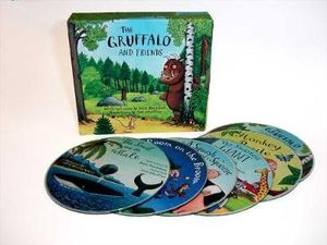 The Gruffalo and Friends - Julia Donaldson