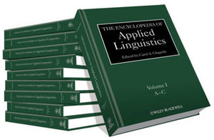 Discourse and Education. Encyclopedia of Language and Education Volume 3 -