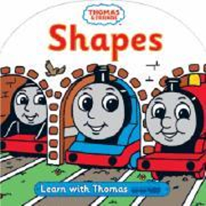 Shapes : Thomas & Friends - Learn With Thomas - Egmont Books Staff