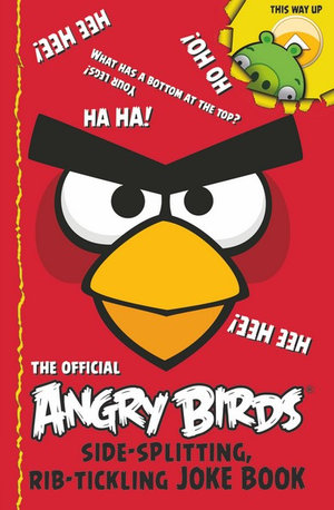 Angry Birds : Side-Splitting Joke Book! - Angry Birds