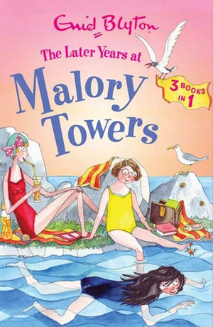 Later Years at Malory Towers : Malory Towers Collection   - Enid Blyton