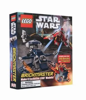 LEGO Star Wars : Brickmaster : Includes More Than 240 Bricks & 2 Minifigures! - Lego