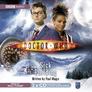 Doctor Who : Sick Building : Dr Who Series - Paul Magrs