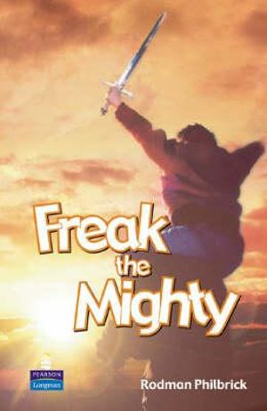 the book freak the mighty by rodman philbrick Free summary and analysis of the events in rodman philbrick's freak the mighty that won't make you snore we promise  freak gives max a blank book and tells him .