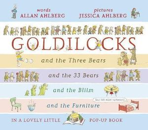 Goldilocks - Allan Ahlberg