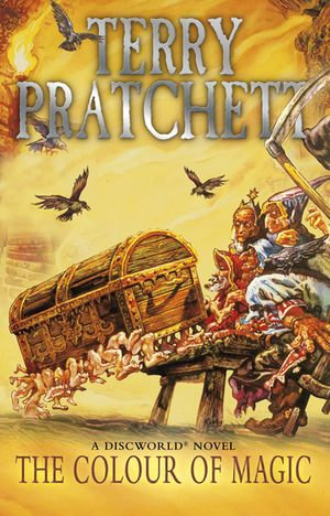 The Colour Of Magic : (Discworld Novel 1) - Terry Pratchett