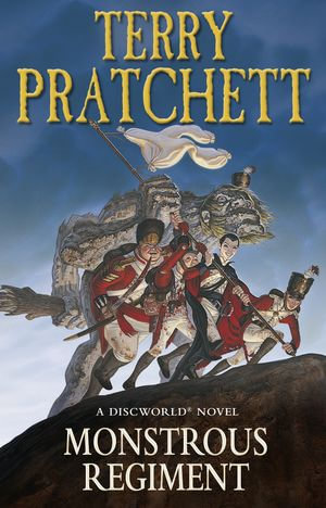 Monstrous Regiment : Discworld Novel : Book 31 - Terry Pratchett