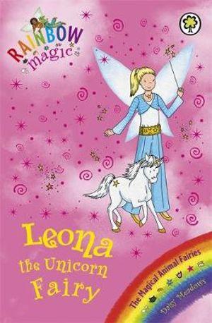 Magical Animal Fairies #4: Rihanna the Seahorse Fairy: A Rainbow Magic-ExLibrary