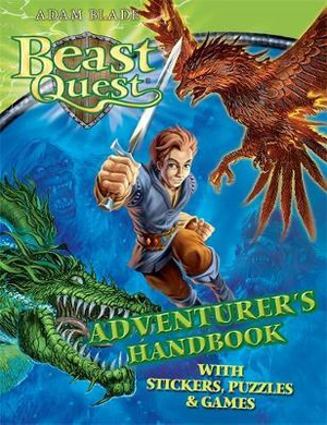 Beast Quest Adventurer's Handbook, Volume 1 - Adam Blade