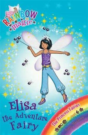 rainbow magic meet the princess fairies