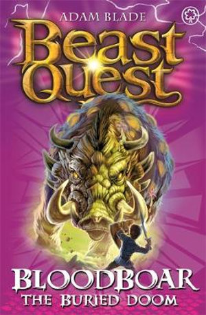 Bloodboar the Buried Doom : Beast Quest The Pirate King Series : Beast Quest : Book 48 - Adam Blade