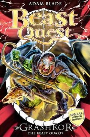 Grashkor the Beast Guard : Beast Quest Special Editions : Book 9 - Adam Blade
