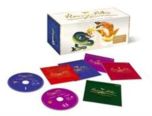 Harry Potter - Complete 7 x Titles on Audio CDs : Signature Edition Audio Boxed Set - J.K. Rowling