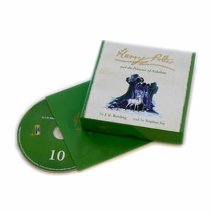 Harry Potter and the Prisoner of Azkaban : Signature Edition Audio CD - J. K. Rowling
