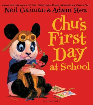 Chu's First Day at School - Neil Gaiman
