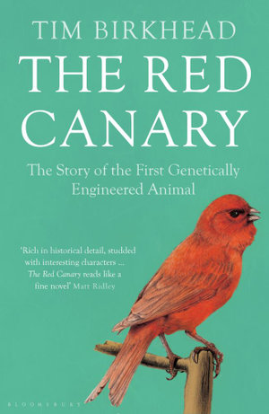 The Red Canary : The Story of the First Genetically Engineered Animal - Tim Birkhead