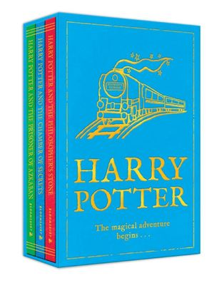 Harry Potter : The Magical Adventure Begins  : Harry Potter 1-3 Boxed Set - J.K. Rowling