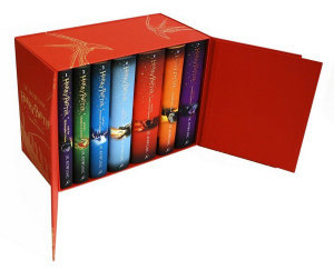 Harry Potter Hardback Boxed