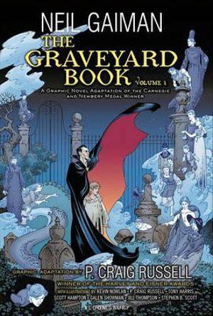 The Graveyard Book Graphic Novel : Part 1 - Neil Gaiman