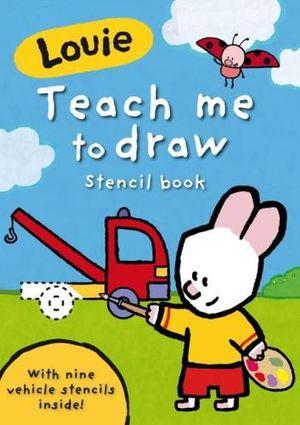 Teach Me to Draw Stencil Book : Teach Me to Draw Stencil Book - Ladybird
