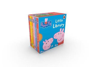 Peppa Pig Little Library : Six Chunky Mini Books in a Slipcase Box - Ladybird