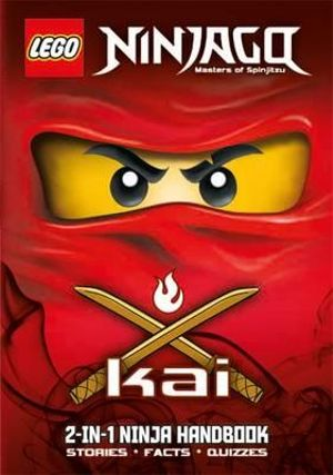 LEGO Ninjago : Kai/Zane 2-in-1 Story and Activity Book - Ladybird