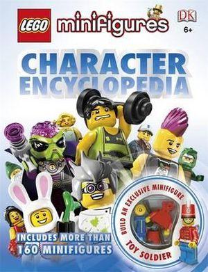 LEGO Minifigures Character Encyclopedia - Dorling Kindersley