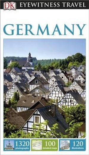 DK Eyewitness Travel Guide : Germany : DK Eyewitness Travel Guide - Dorling Kindersley