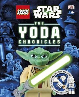 LEGO Star Wars : The Yoda Chronicles - Dorling Kindersley
