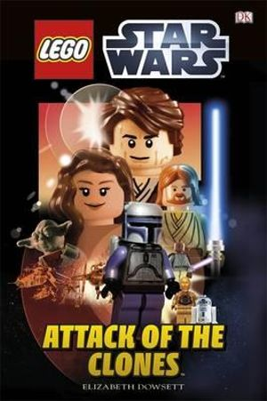 LEGO Star Wars Attack of the Clones - Dorling Kindersley