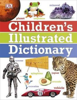 Children's Illustrated Dictionary - Dorling Kindersley