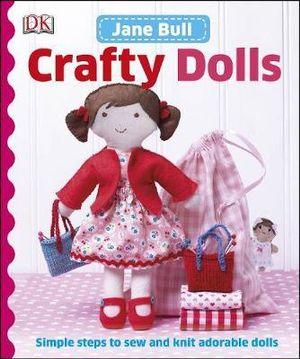 Crafty Dolls - Jane Bull
