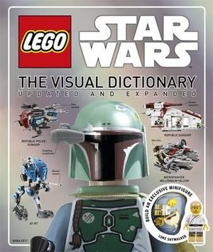 LEGO Star Wars : The Visual Dictionary - Dorling Kindersley