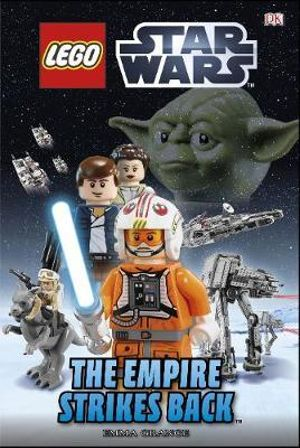 LEGO Star Wars : The Empire Strikes Back : DK Reader Level 2   - Dorling Kindersley